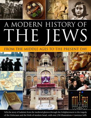 Picture of Modern History of the Jews from the Middle Ages to the Present Day