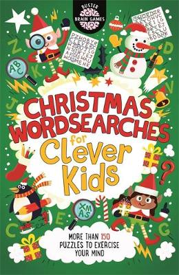Picture of Christmas Wordsearches for Clever Kids