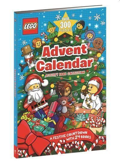 LEGO (R) Advent Calendar : A Festive Countdown with 24 Activity Books