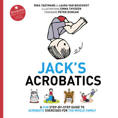 Picture of Jack's Acrobatics : A Fun Step-by-Step Guide to Acrobatic Exercises for the Whole Family