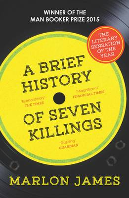Picture of A Brief History of Seven Killings