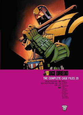 Judge Dredd: The Complete Case Files 35