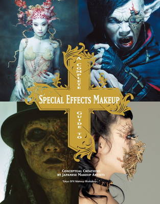 Picture of Complete Guide to Special Effects Makeup