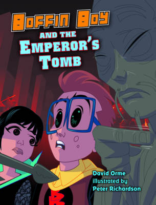 Boffin Boy and the Emperor's Tomb: Set 3