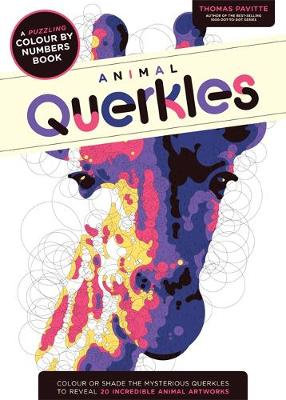 Picture of Animal Querkles : A puzzling colour-by-numbers book