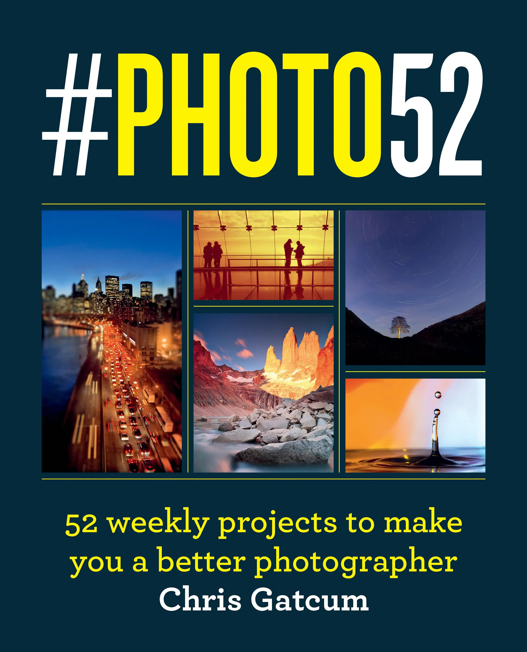 Picture of #PHOTO52 : 52 weekly projects to make you a better photographer