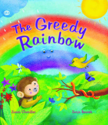 The Storytime: The Greedy Rainbow