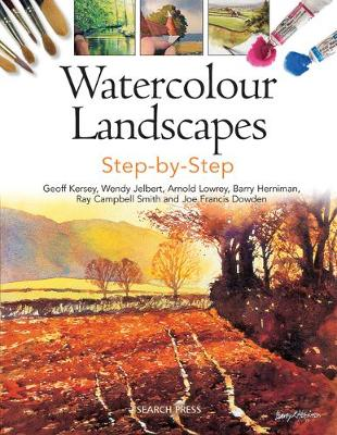 Picture of Watercolour Landscapes Step-by-Step