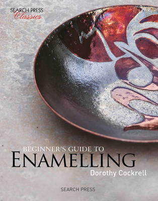 Picture of Beginner's Guide to Enamelling : (Re-Issue)