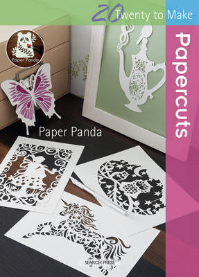 Picture of 20 to Papercraft: Papercuts