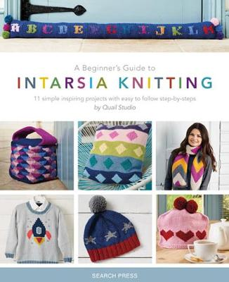 Picture of A Beginner's Guide to Intarsia Knitting : 11 Simple Inspiring Projects with Easy to Follow Steps