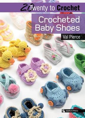Picture of 20 to Crochet: Crocheted Baby Shoes