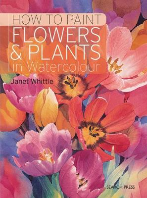 Picture of How to Paint Flowers & Plants : In Watercolour
