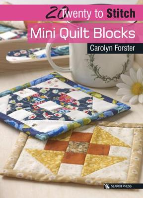 Picture of 20 to Stitch: Mini Quilt Blocks
