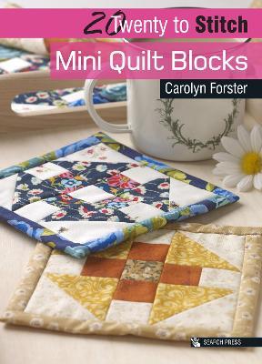 Picture of 20 to Stitch: Mini Quilt Blocks