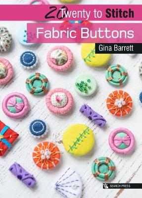 Picture of 20 to Stitch: Fabric Buttons