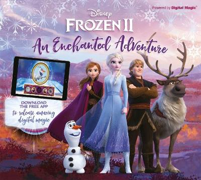 Picture of Disney Frozen 2 An Enchanted Adventure : Interactive Storybook with App