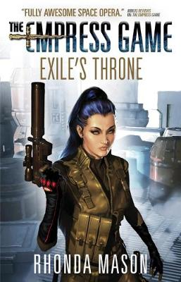 Picture of Exile's Throne: The Empress Game Trilogy 3