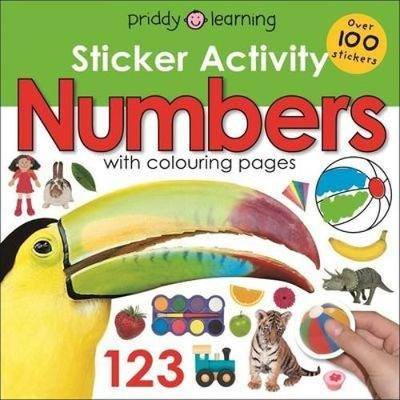 Picture of Sticker Activity Numbers