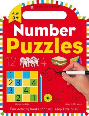 Picture of Number Puzzles : Priddy Learning