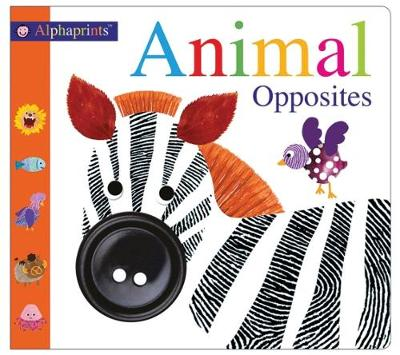 Picture of Animal Opposites : Alphaprints