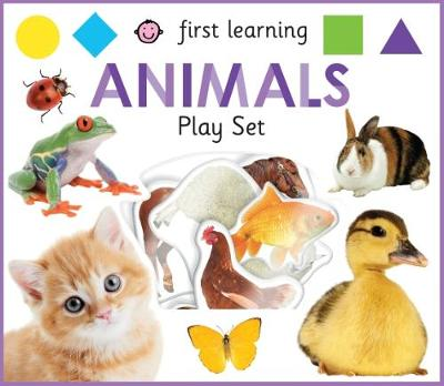 Picture of First Learning Animals Play Set