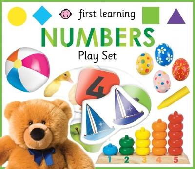 Picture of First Learning Numbers Play Set