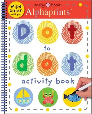 Picture of Alphaprints Dot to Dot