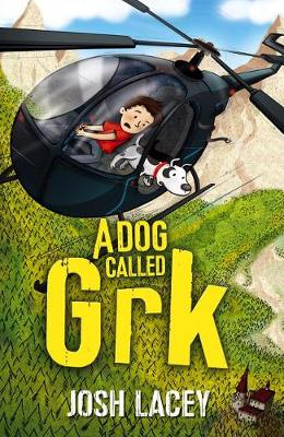 Picture of A Dog Called Grk