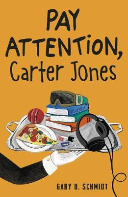 Picture of Pay Attention, Carter Jones