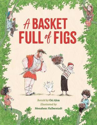 Picture of A Basket Full of Figs
