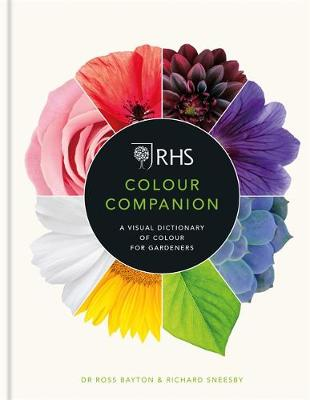 Picture of RHS Colour Companion : A Visual Dictionary of Colour for Gardeners