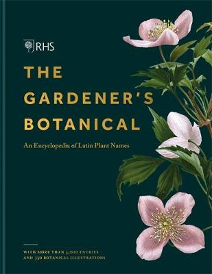 Picture of RHS Gardener's Botanical : An Encyclopedia of Latin Plant Names