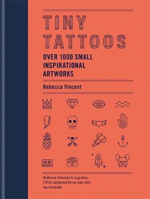 Picture of Tiny Tattoos : Over 1,000 Small Inspirational Artworks