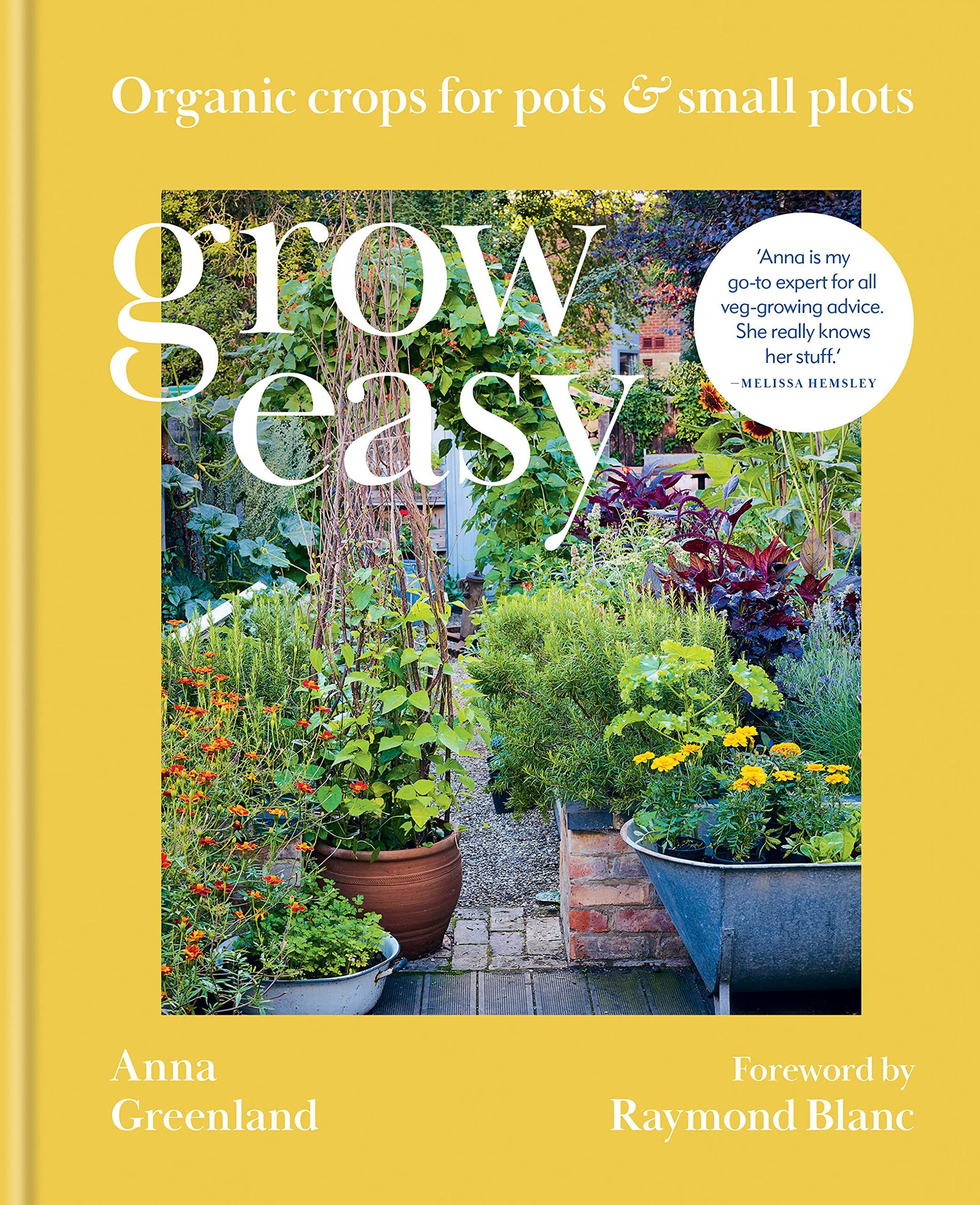 Picture of Grow Easy : Organic crops for pots and small plots