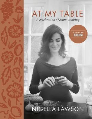 Picture of At My Table : A Celebration of Home Cooking