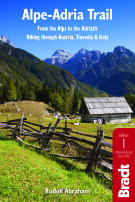 Picture of Alpe-Adria Trail : From the Alps to the Adriatic: Hiking through Austria, Slovenia & Italy