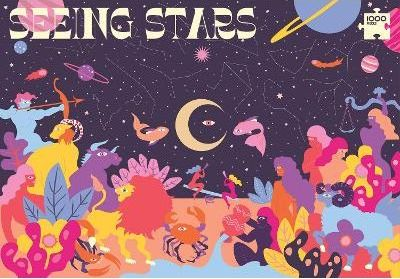 Seeing Stars: 1000-Piece Jigsaw Puzzle