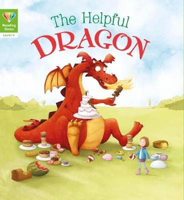 Picture of Reading Gems: The Helpful Dragon (Level 4)