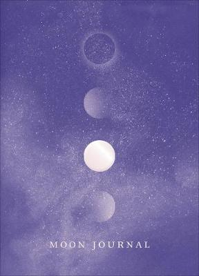 Picture of Moon Journal: Astrological guidance, affirmations, rituals and journal exercises to help you reconnect with your own internal universe