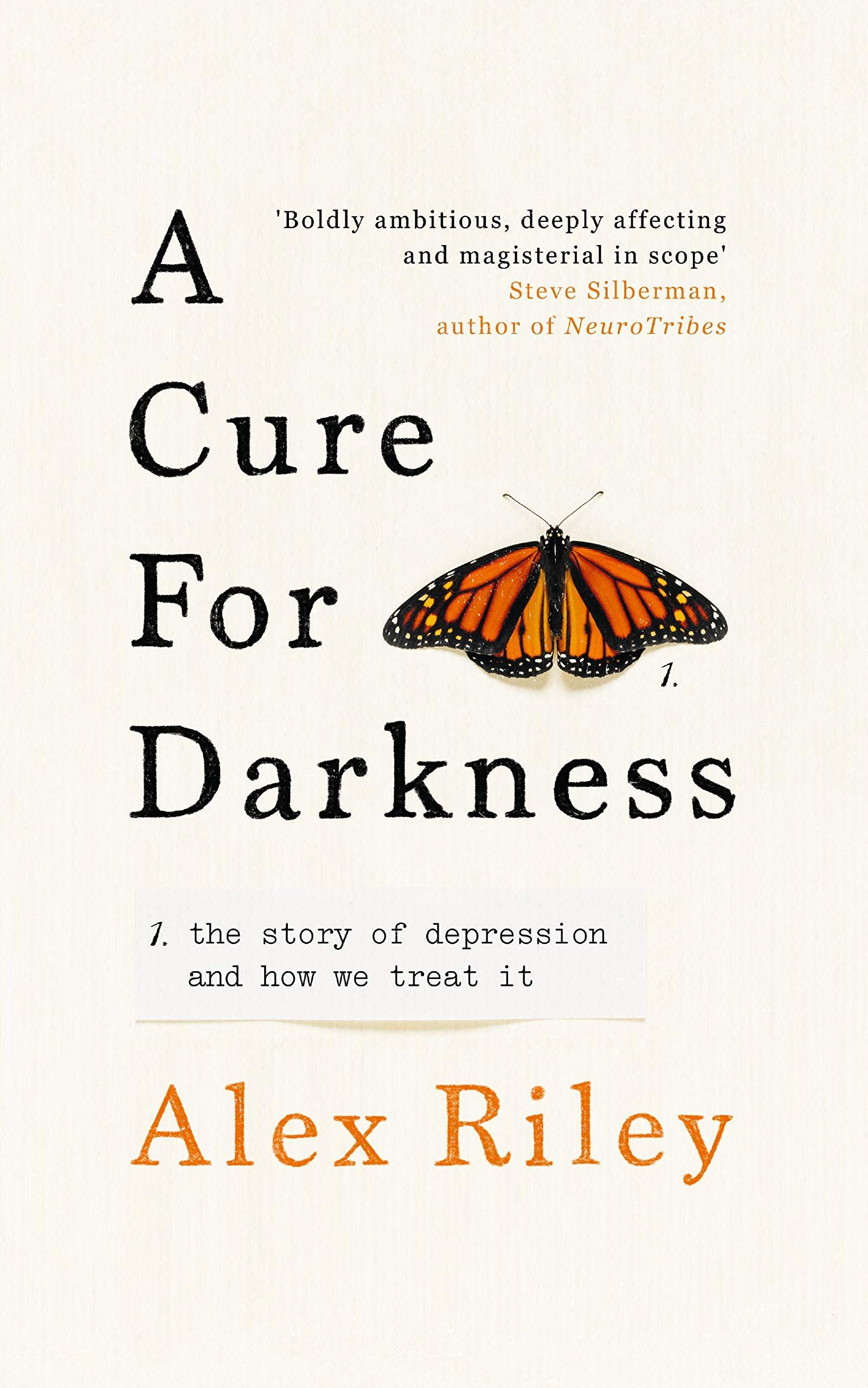 Picture of A Cure for Darkness : The story of depression and how we treat it