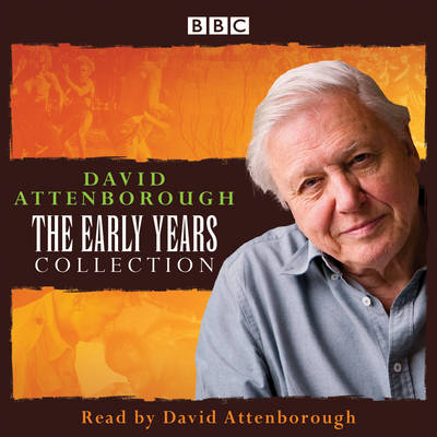 Picture of David Attenborough: The Early Years Collection : The BBC Collection
