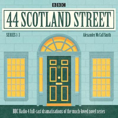Picture of 44 Scotland Street: Series 1-3 : Full-cast radio adaptations of the much-loved novels