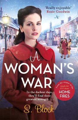 Picture of A Woman's War : The perfect seasonal follow-on to Keep the Home Fires Burning