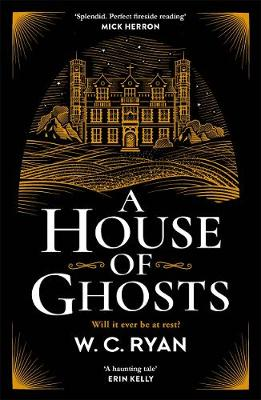 Picture of A House of Ghosts : A gripping murder mystery set in a haunted house