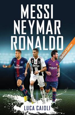Picture of Messi, Neymar, Ronaldo