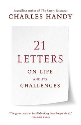 Picture of 21 Letters on Life and Its Challenges