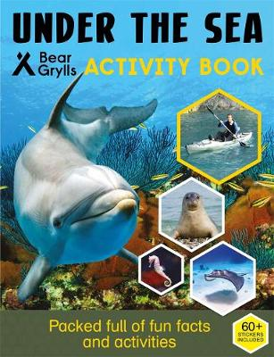 Picture of Bear Grylls Sticker Activity: Under the Sea