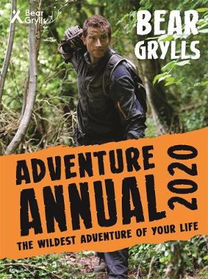 Picture of Bear Grylls Adventure Annual 2020