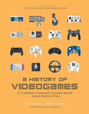 Picture of A History of Videogames : in 14 Consoles, 5 Computers, 2 Arcade Cabinets... and an Ocarina of Time